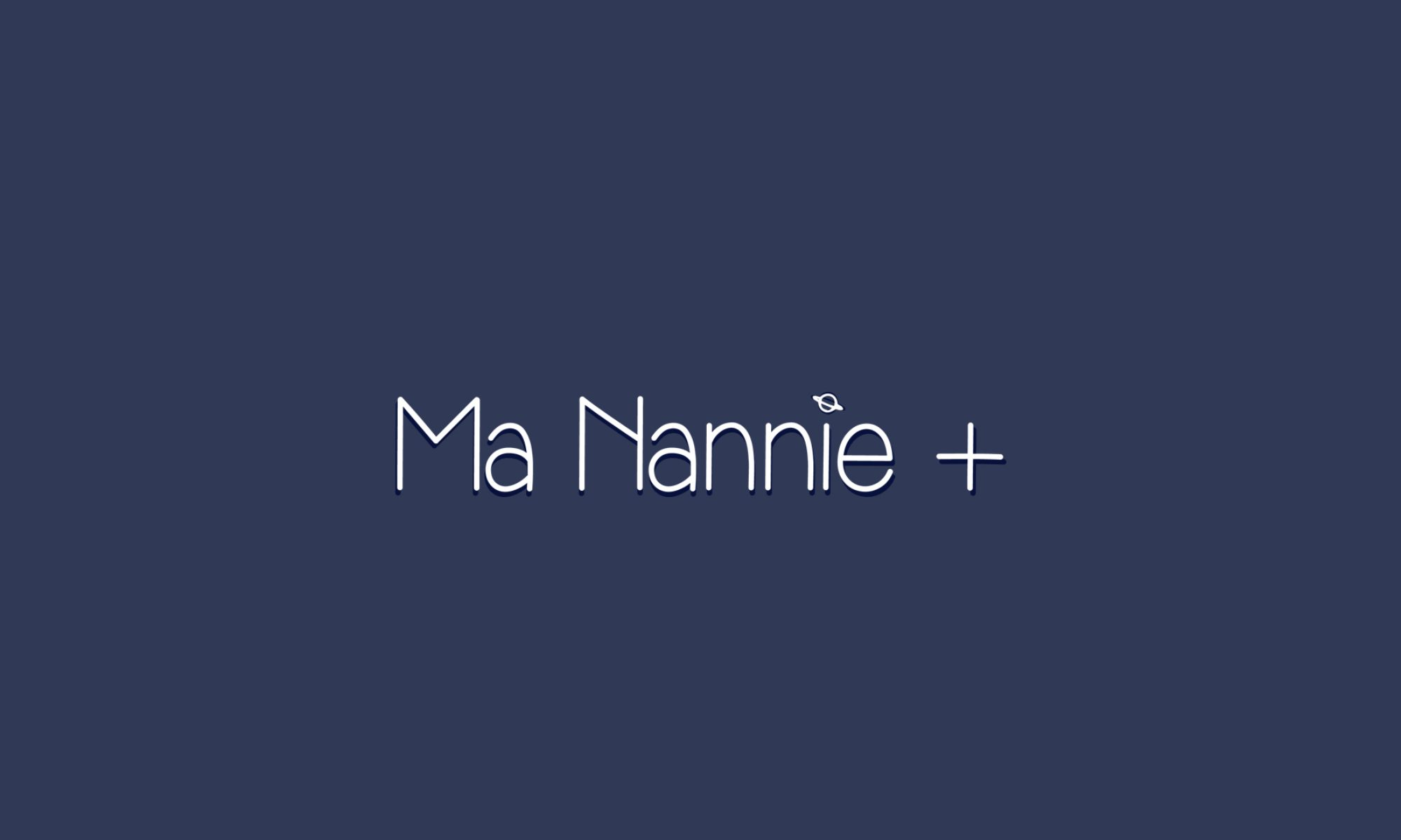 Ma Nannie +